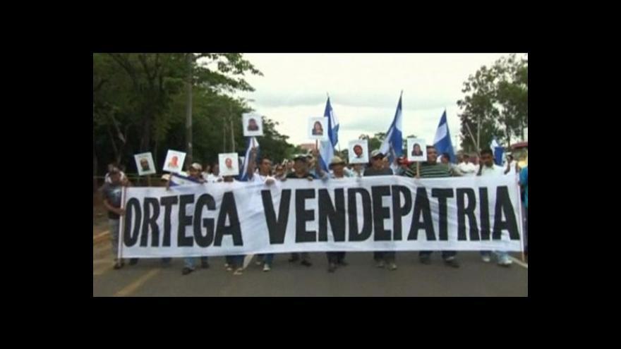 Video Nikaragua chce spojit oceány