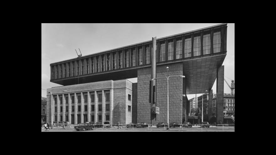 Video Jakub Potůček o socialistické architektuře