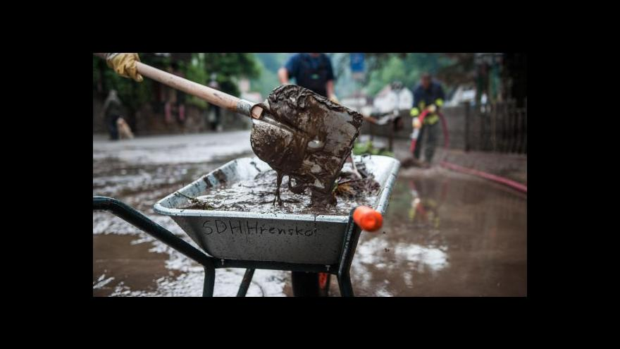 Video Události o podezřelých úvěrech při povodních