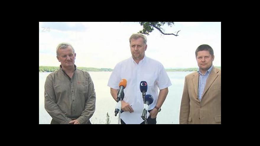 Video Povodňové škody v jižních Čechách