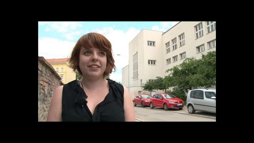 Video Lucie Valdhansová o základní a mateřské škole