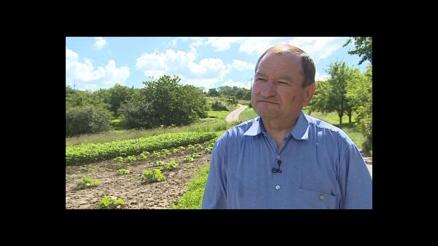 Video Jihomoravští zemědělci kritizují ministerstvo zemědělství
