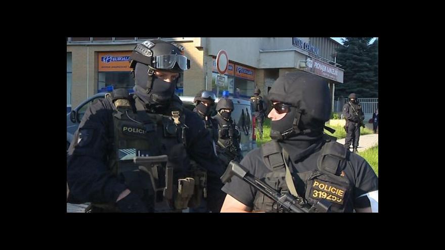 Video Mluvčí policie Jana Macalíková o bezpečnostních opatřeních