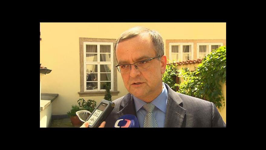 Video Miroslav Kalousek k daňovým úlevám pro postižené povodněmi