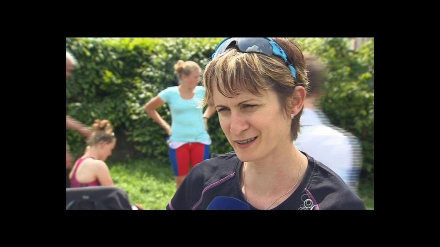 Video Rozhovor s Martinou Sáblíkovou