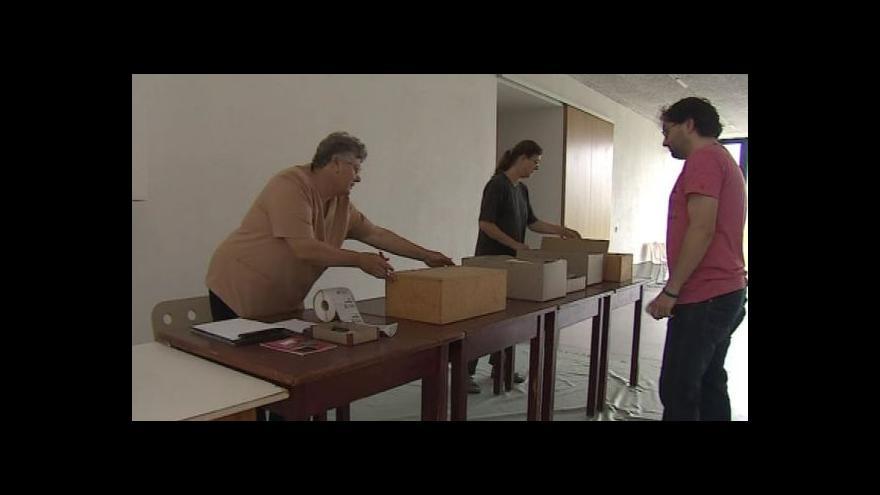 Video Vedoucí mikulčického výzkumu Lumír Poláček o stěhování