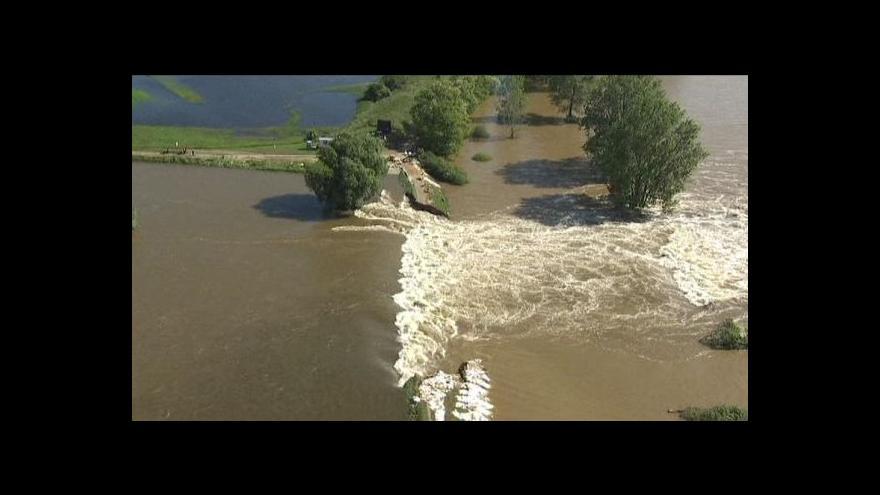 Video Jih Maďarska se chystá na záplavy