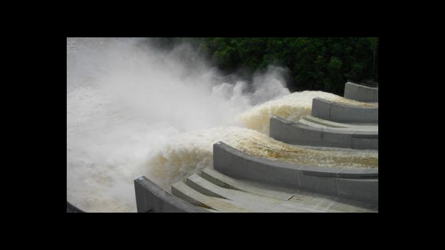 Video Speciál ČT24  k povodním