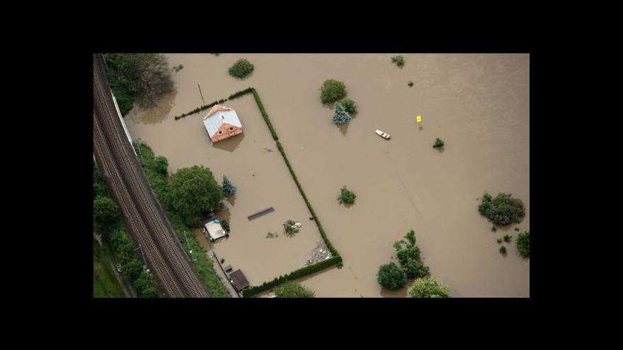 Video Úlevy živnostníkům postiženým povodněmi