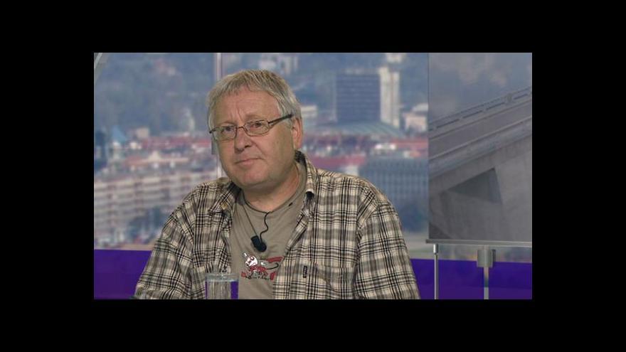 Video Václav Cílek v OVM