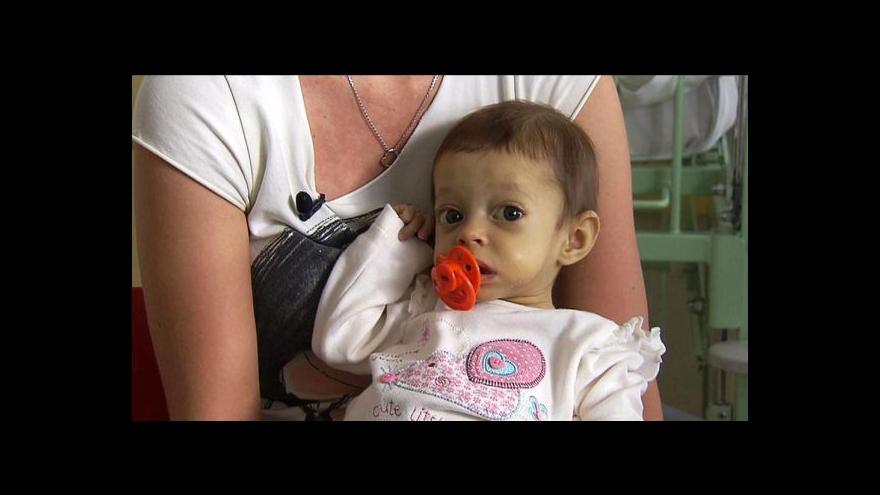 Video Transplantací orgánů u nejmenších dětí přibývá