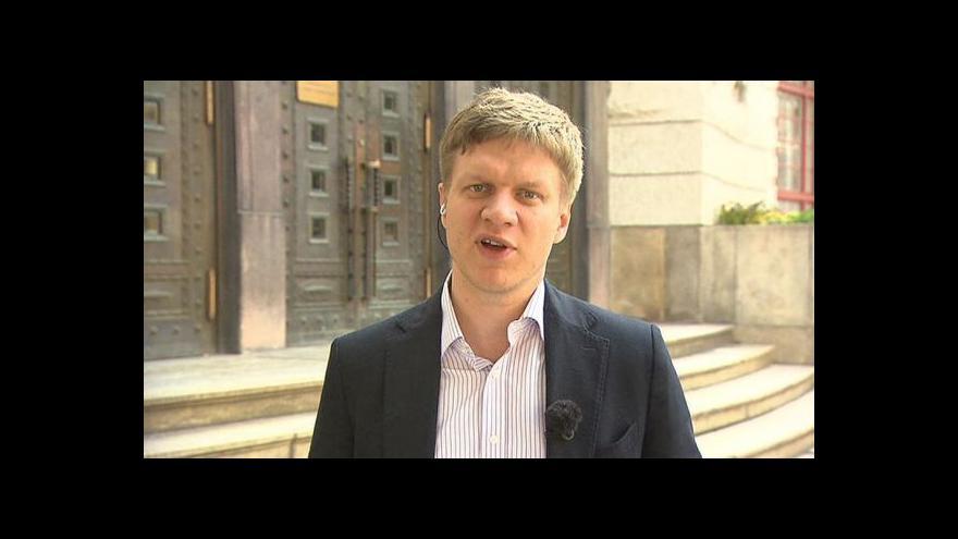 Video Rozhovor s Tomášem Hudečkem