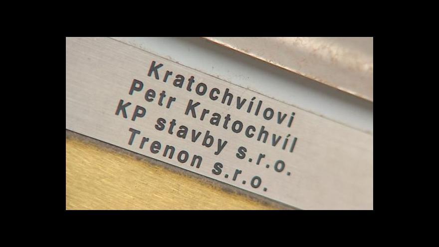 Video Téma podezřelých zakázek v UvR