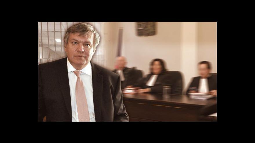Video Odvolací soud potvrdil Bartákovi trest
