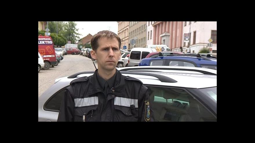 Video Hovoří inspektor veřejného pořádku Miroslav Kettner