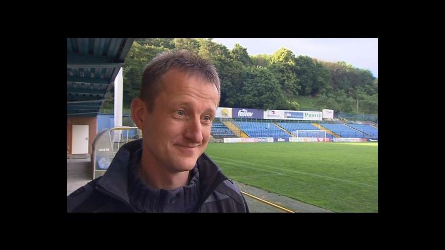 Video Rozhovor s trenérem Markem Kalivodou