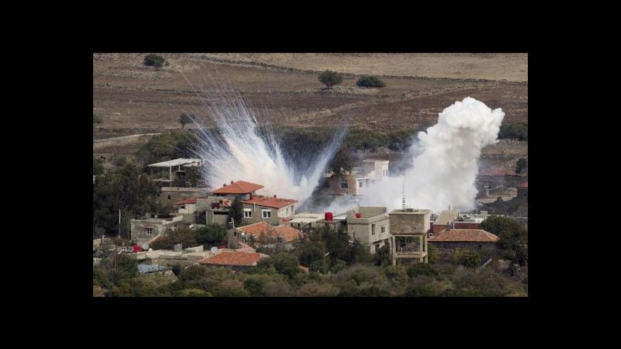 Video Rakousko stáhne své občany z pozorovací mise na Golanech