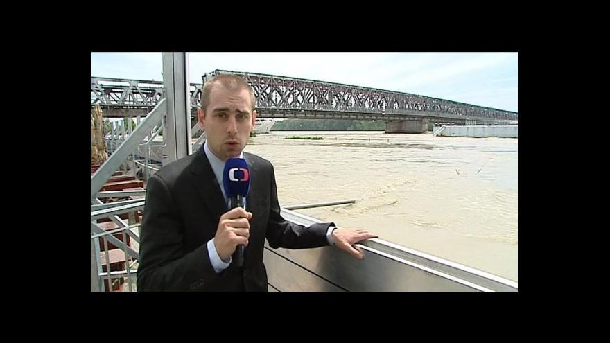 Video Martin Jonáš a David Miřejovský o záplavách v Sasku a na Slovensku