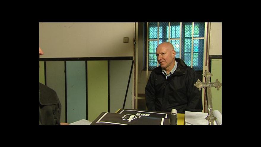 Video Rozhovor s Petrem Nikolaevem
