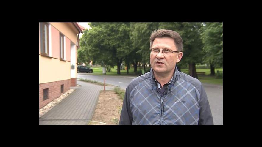 Video Starosta Rohatce Miroslav Králík (nez.) o sbírce pro Bechyni