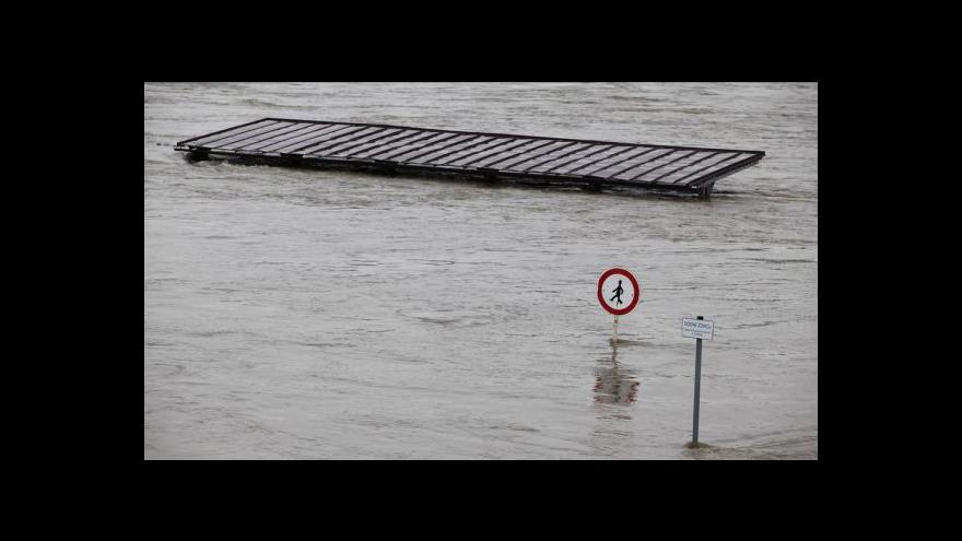 Video Téma povodní v UVR