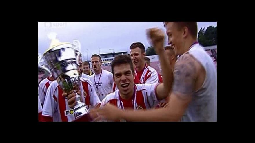 Video Juniorskou ligu ovládli mladíci brněnské Zbrojovky