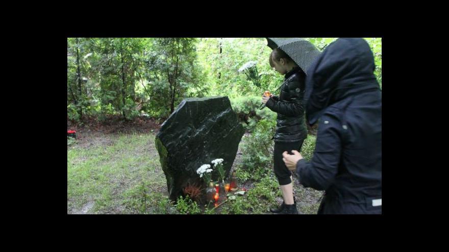 Video Pietní setkání na Ďáblickém hřbitově