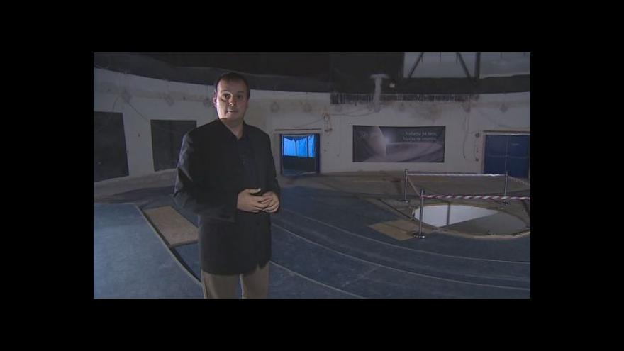 Video Ředitel hvězdárny Jiří Dušek o modernizaci planetária