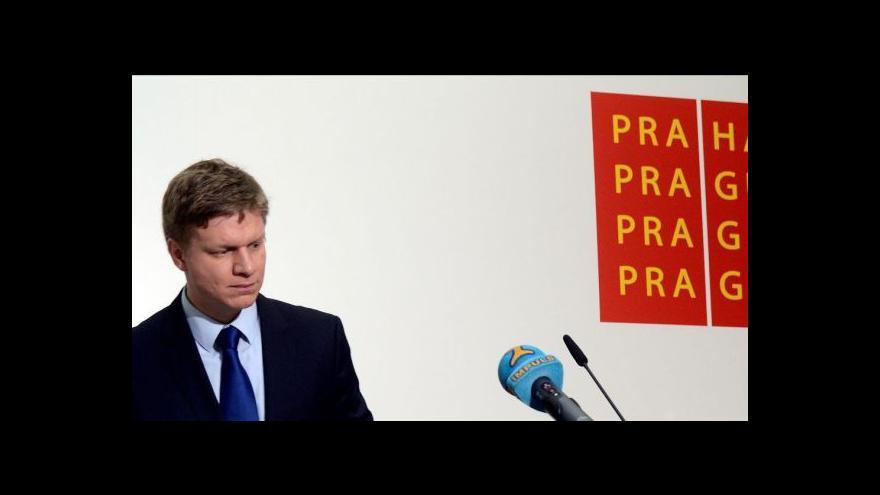 Video Rozhovor s Tomáše Hudečkem po jednání krizového štábu