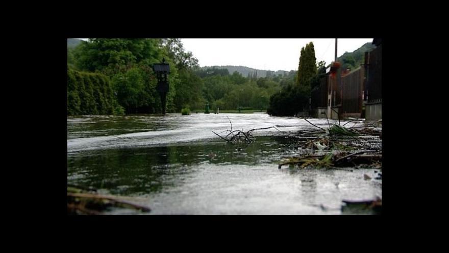 Video Voda v okolí Karlových Varů