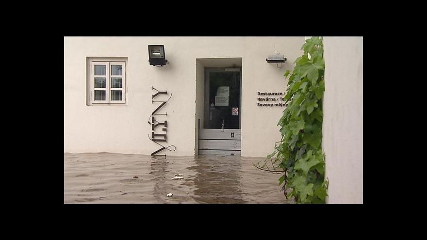 Video Situace v Praze