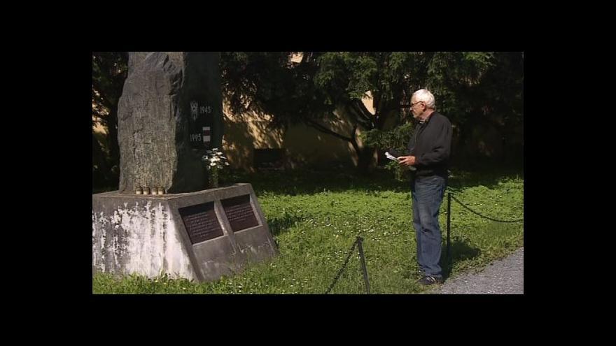 Video Pamětník Stanislav Kirchner vzpomíná na pochod smrti