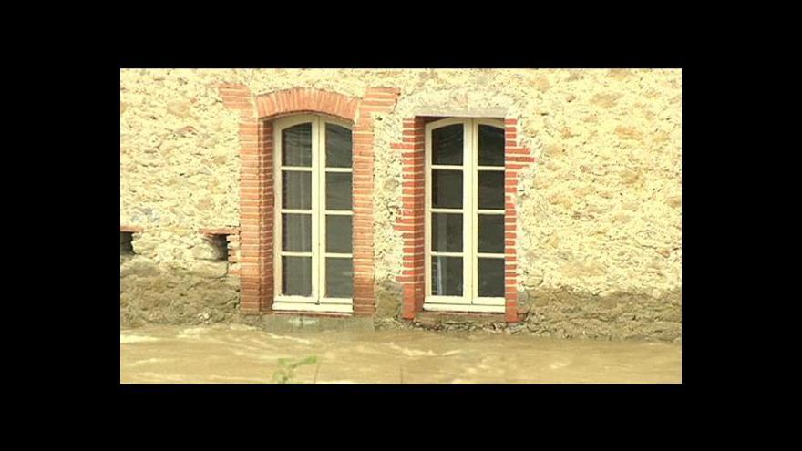 Video Německo se obává velké vody