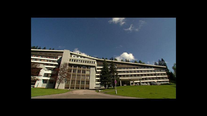 Video Dětská léčebna Vesna v Janských Lázních na Trutnovsku bude dál fungovat