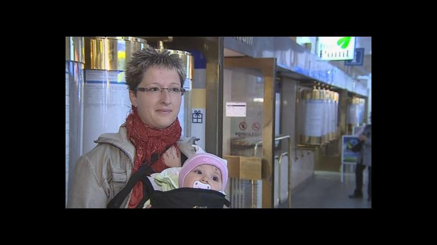 Video Komentář matky tří dětí Libuše Vrzalové