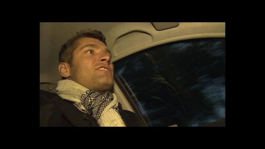 Video Osobní řidič Lukáš Pokorný hovoří o povinnosti mít taxikářské zkoušky