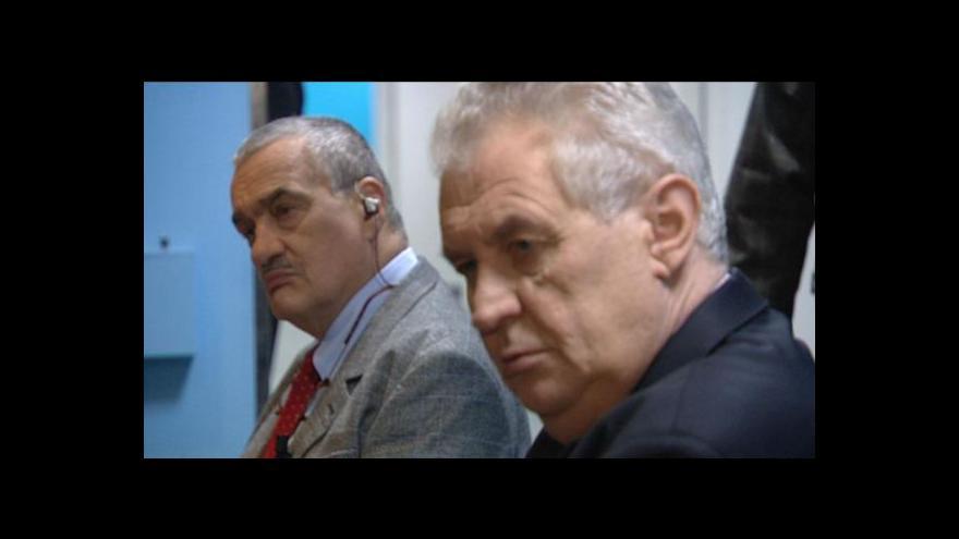 Video Spor o velvyslance tématem Událostí
