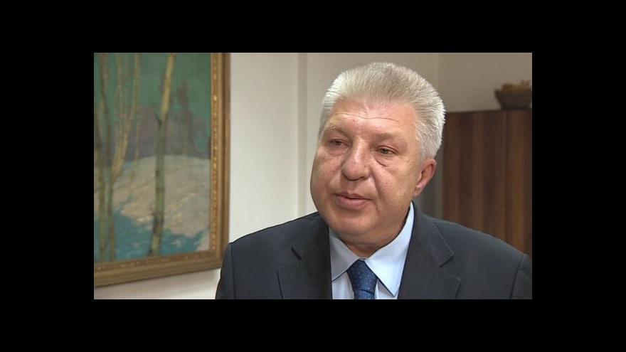 Video Tajemník brněnského magistrátu Pavel Loutocký o poplatcích za odpad