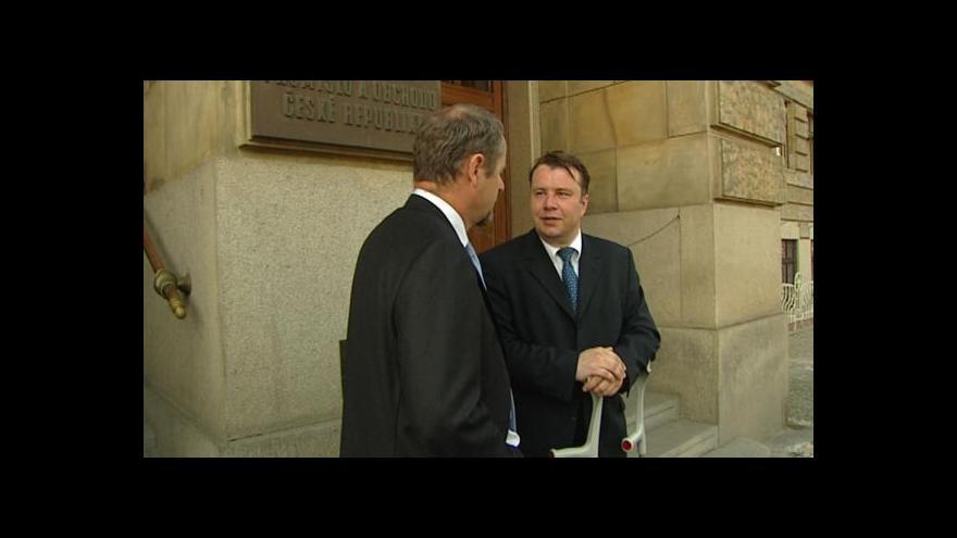 Video Stíhání Martina Kocourka zastaveno