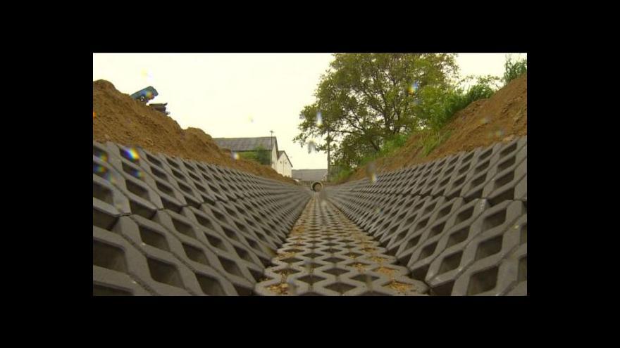 Video Radovan Daněk o protipovodňových opatřeních