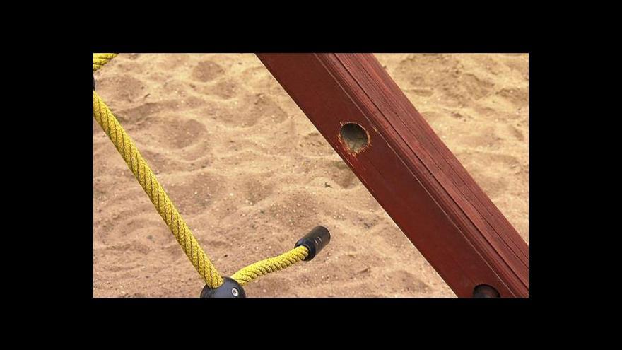 Video Rizika dětských hřišť