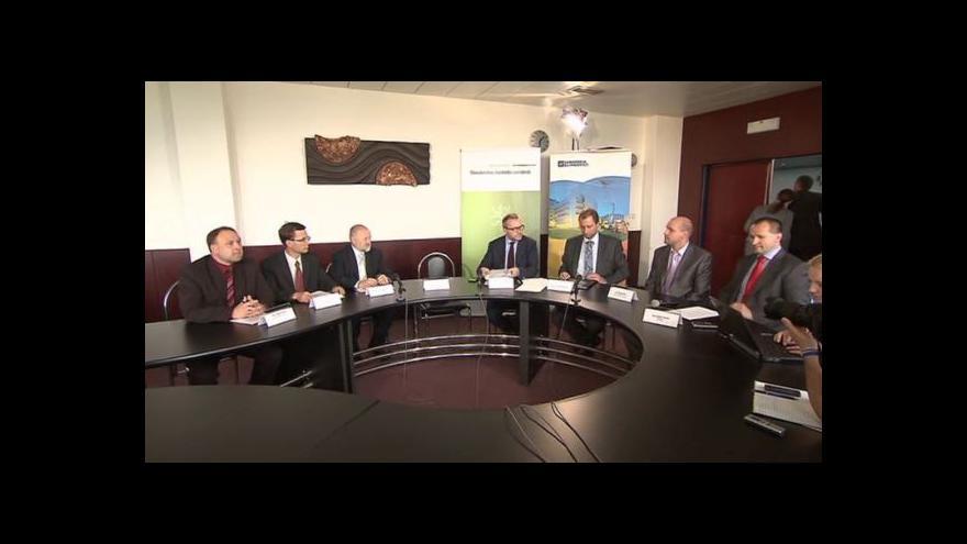 Video Brífink po jednání pracovní skupiny ke kvalitě ovzduší v MS kraji