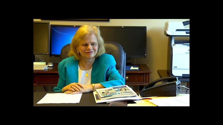 Video Rozhovor s Pamelou Stuartovou