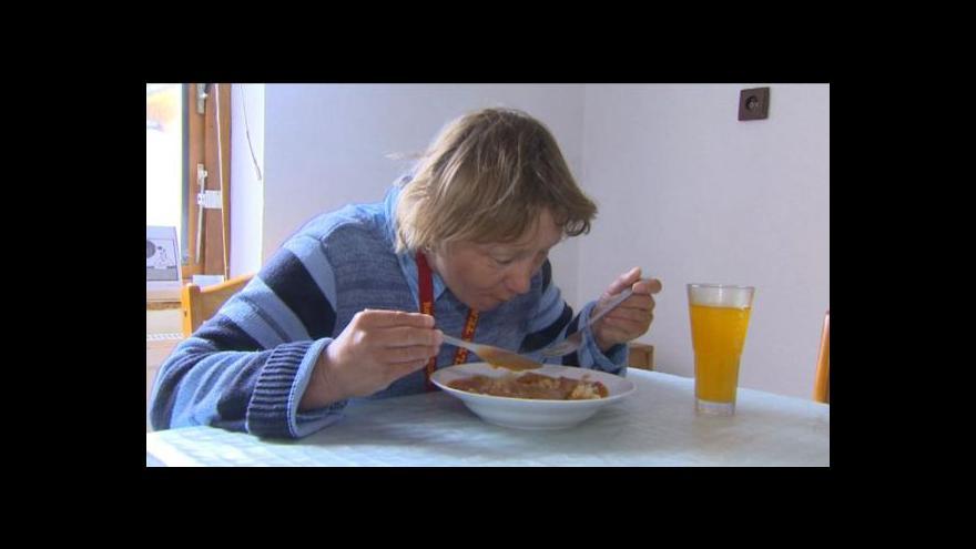 Video Jan Stuchlík o severočeské potravinové bance