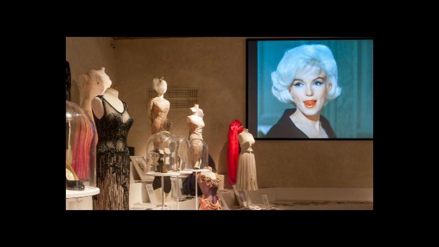 Video Výstava - Marilyn