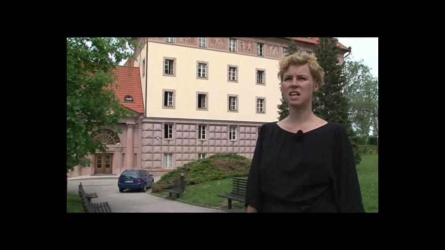 Video Spoluautorka BAMu Petra Hlaváčková o Kounicových kolejích