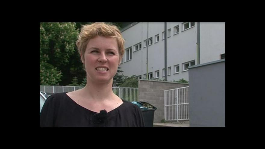 Video Spoluautorka BAMu Petra Hlaváčková o Dětském domově Dagmar