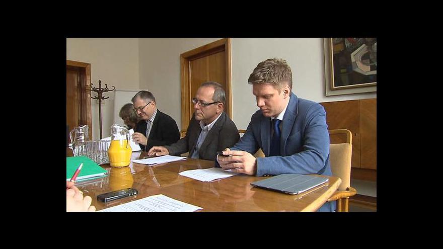 Video Události o jednání pražské rady