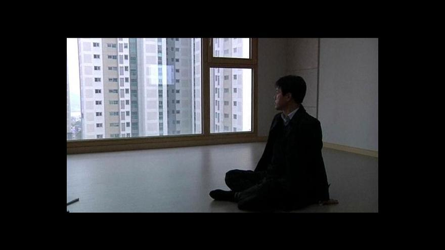 Video Jižní Korea: Krize trhu s nemovitostmi