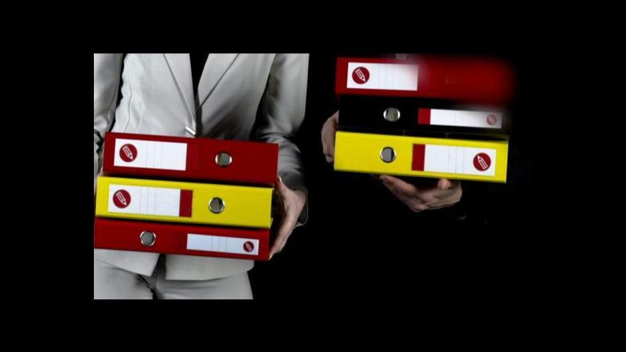 Video Zákon o státních úřednících